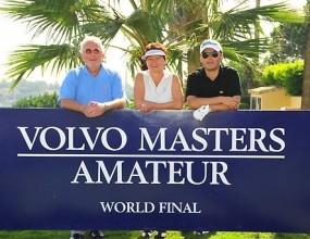 Промениха резултата на Станиславов от Volvo Masters Amateur