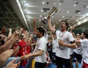 Финалът във волейболна Италия в един мач