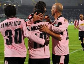 Делио Роси стартира в Палермо с разгром за Купата и среща Лацио