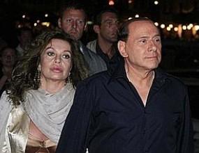 Невиждана издръжка от 43 милиона евро на година иска жената на Берлускони