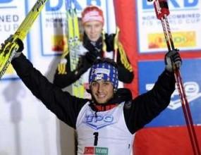 Французин спечели първия старт за северната комбинаци