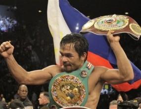 Мани Пакиао бе избран за боксьор на десетилетието