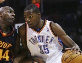 Бош и Дюрант – играчи на седмицата в НБА