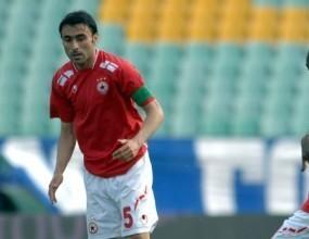 Тодор Янчев се връща в игра за ЦСКА