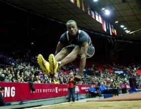 Кубинска окупация в тройния скок в Гьотеборг, Хиралт оглави световната ранглиста