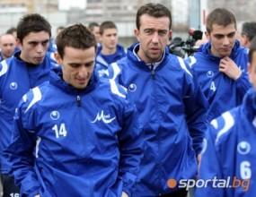 Левски представи България пред Барселона, УЕФА и ЕСА