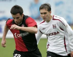 Бивш защитник на ЦСКА се върна в Сърбия