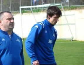 Тримата контузени в Левски тренират