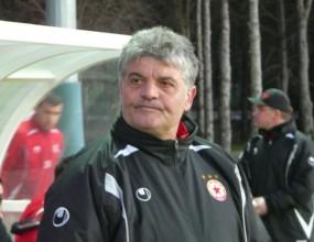 Андоне хвали ЦСКА след победата