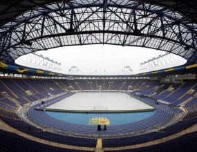 Украйна лицензира не само стадионите за Евро 2012, а и останалите