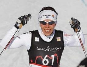 Шарлоте Кала спечели спринта на 10 км при жените в ските-северни дисциплини