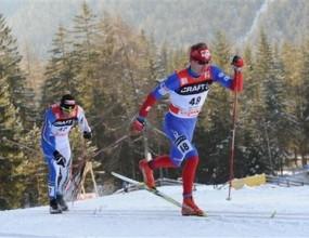 Джорджо ди Чента спечели старта на 15 км свободен стил