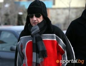Собствениците на ЦСКА пристигнаха в Турция