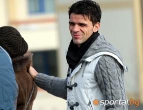 Вальо Илиев вече е свободен агент - чака оферта от ЦСКА