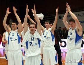 Левски изпревари с 35 места Лукойл в Eurobasket Top 100