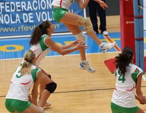 Агитка следва волейболистките в Мадрид