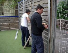 Фондация извърши успешно реновиране на игрище на УЕФА в София