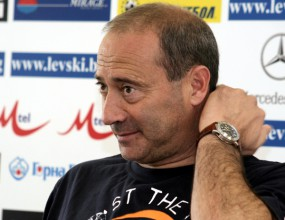 Велев: Не знаех, че ще ставам треньор на Славия