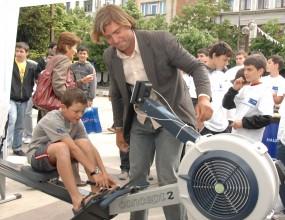 Кметът на Бургас награди призьорите в училищната регата