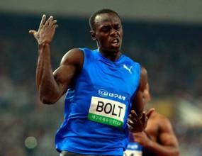 Болт №1 в света за сезона на 100 метра (видео)