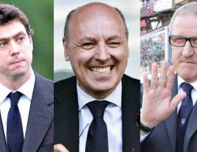 Нов президент, генерален директор и треньор в Ювентус