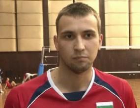 Виктор Йосифов: Искам да играя в добър отбор в Серия А1