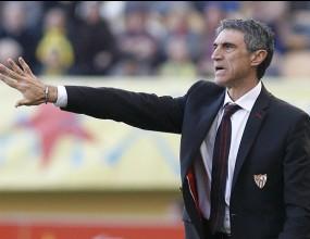 Треньорът на Севиля: Благодаря на феновете, накараха ни да се чувстваме като у дома