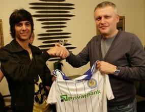 Динамо (Киев) взе суперталант от Аржентина