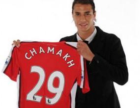 Шамак взе 29-ка и в Арсенал