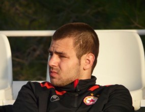 ЦСКА започва преговори за Спас Делев