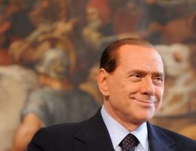 Берлускони стана дядо за шести път