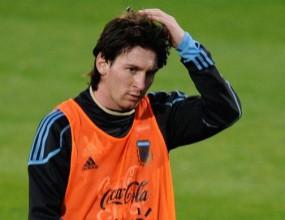 Меси е прекалено уморен, заяви треньор на Аржентина