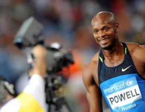 Асафа спечели спринта на 100 метра в Рим