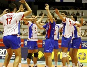 Сърбия надигра Франция с 3:0 в Световната лига