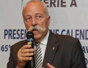Президентът на Тренто пое италианската волейболна лига