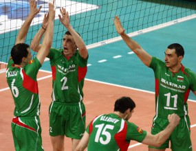 България с първа победа в Световната лига! Волейболистите смазаха Корея с 3:0