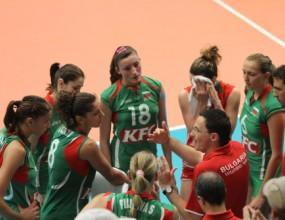 Волейболистките с втора невероятна победа над Румъния с 3:0 в Констанца