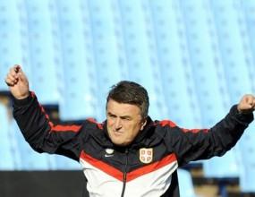 Радомир Антич: Ние сме отбор от шампиони