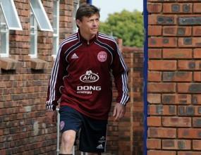 Проблеми в нападението на Дания преди мача с Холандия
