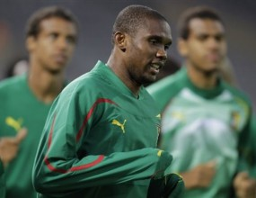 Ето'о: Камерун може да спечели Мондиала