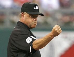 Играчите избраха Джим Джойс за съдия №1 в MLB