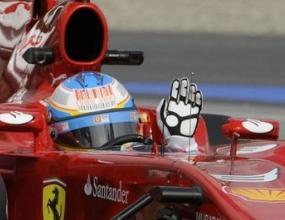 Ферари ще ползва КЕРС през цялата 2011 г.