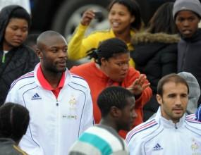 Галас и Карасо пропуснаха тренировка на Франция