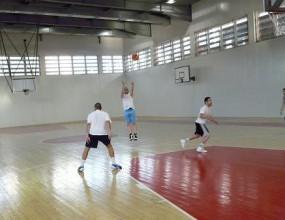 Баскетболният УНСС влиза в историята (видео)