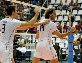 Италия обърна Сърбия с 3:1 в Белград и е на 1 точка от класиране за финалите в Кордоба
