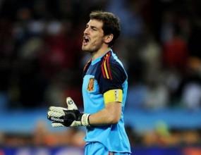 Касийяс: Испания игра по-добре и справедливо победи