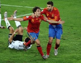 Испания може да стане първият отбор, станал шампион след загуба на старта