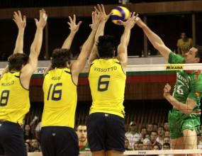 Бразилия се класира за финалите на Световната лига, България може да го направи утре