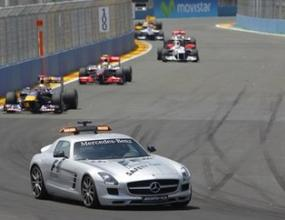 Официално: ФИА пак промени правилата за колата за сигурност