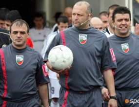 Ристосков покри норматив за втора австрийска лига, дават му международна контрола